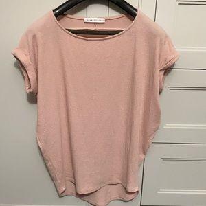 Seven Sisters Light Pink Jersey Oversized